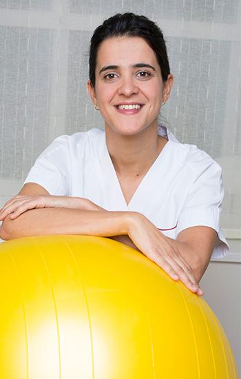 Fisioterapeuta Madrid, Lucía Villafañe