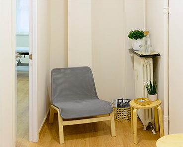 Consulta Fisioterapia Madrid